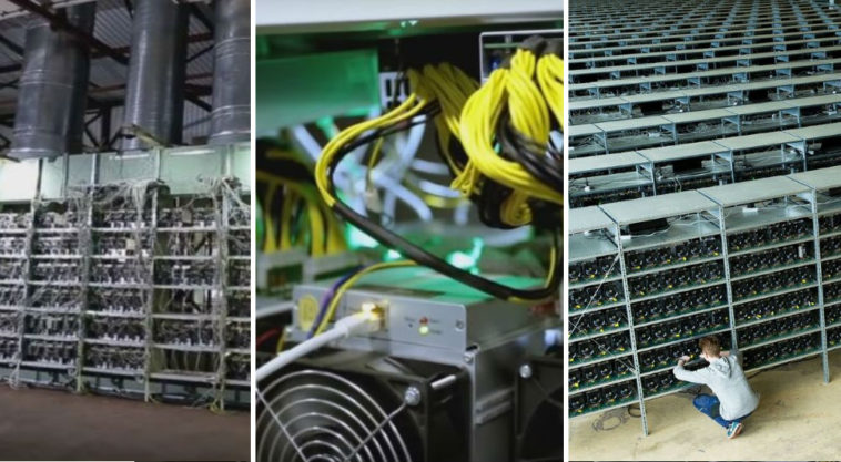 Russia Clamps Down on Crypto Mining Farm