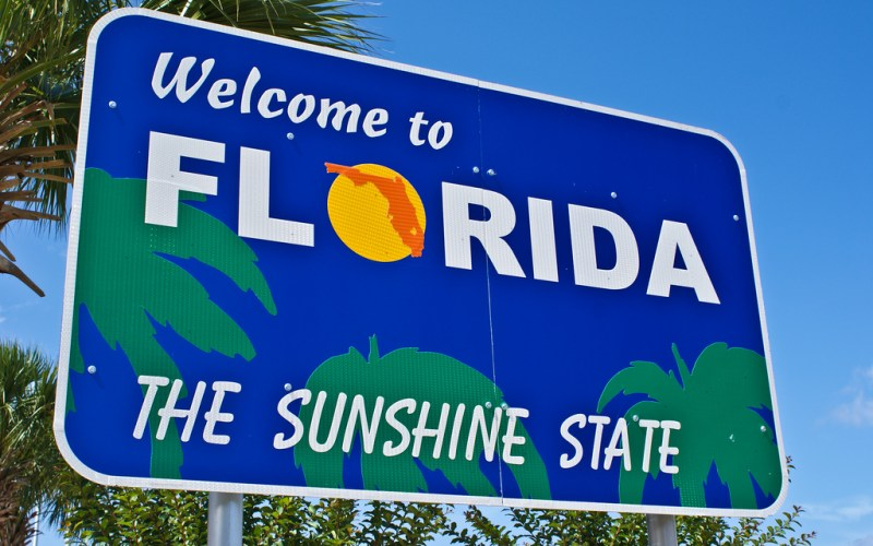 BTC Price In The Green And Florida Citizens Can Use BTC For Tax