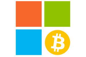 Microsoft & Bitcoin