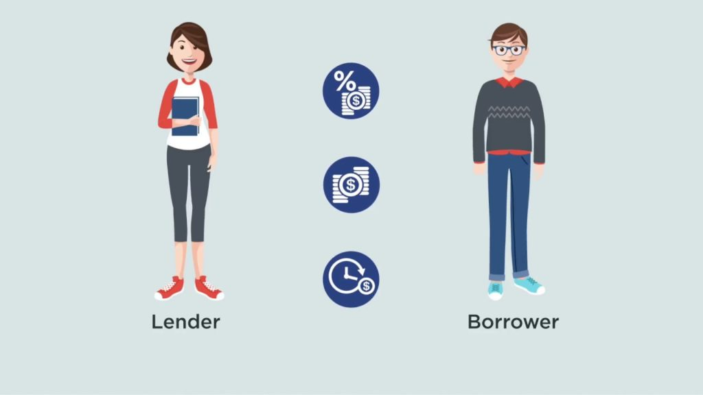 Lender and Borrower