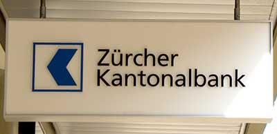 Zuercher Kantonalbank or ZKB