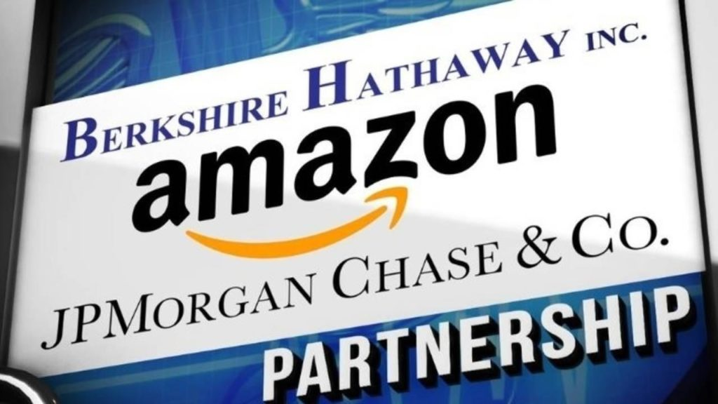 Berkshire Hathaway and JP Morgan Chase