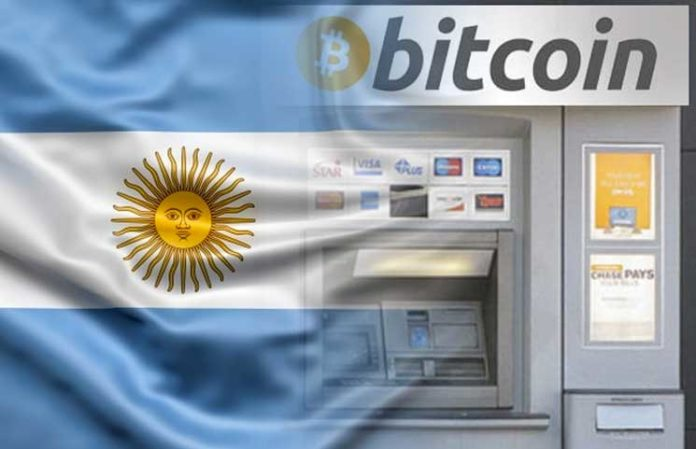Argentina To Have More Cryptocurrency ATMs